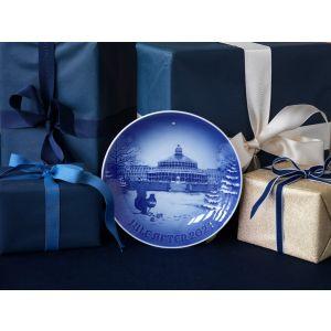 Piatto Natale 2021 Bing